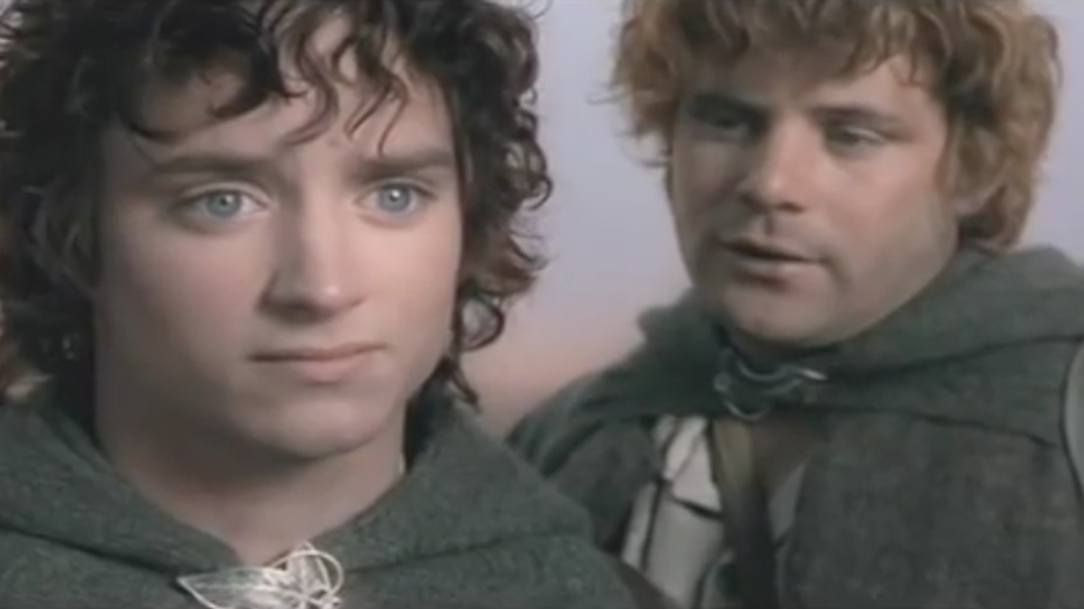 Lord of the Rings Fanfiction Did What the Books Couldn't