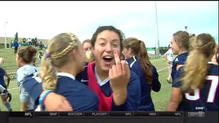 Illustration for article titled Ex-UConn Soccer Player Sues School After Losing Scholarship Over Middle Finger