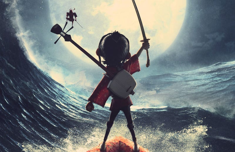 Illustration for article titled The Team Behind Coraline and ParaNorman Have Made a Samurai Adventure Movie
