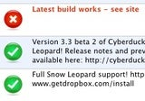 Illustration for article titled SnowChecker Determines If Your Applications Are Snow-Leopard Compatible