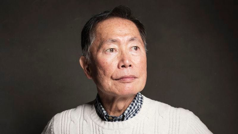Illustration for article titled George Takei captivates Jesse Thorn with World War II and Gay Rights