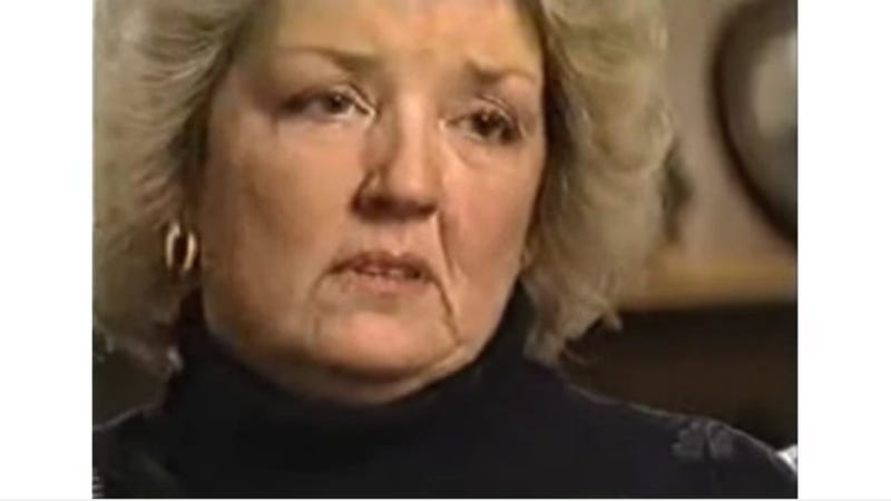 """Illustration for article titled Juanita Broaddrick Tweets About Bill Clinton Rape Allegations, Refers to Him as """"My Abuser"""""""