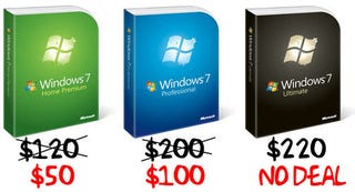 Illustration for article titled Don't Pre-Order Windows 7 Now