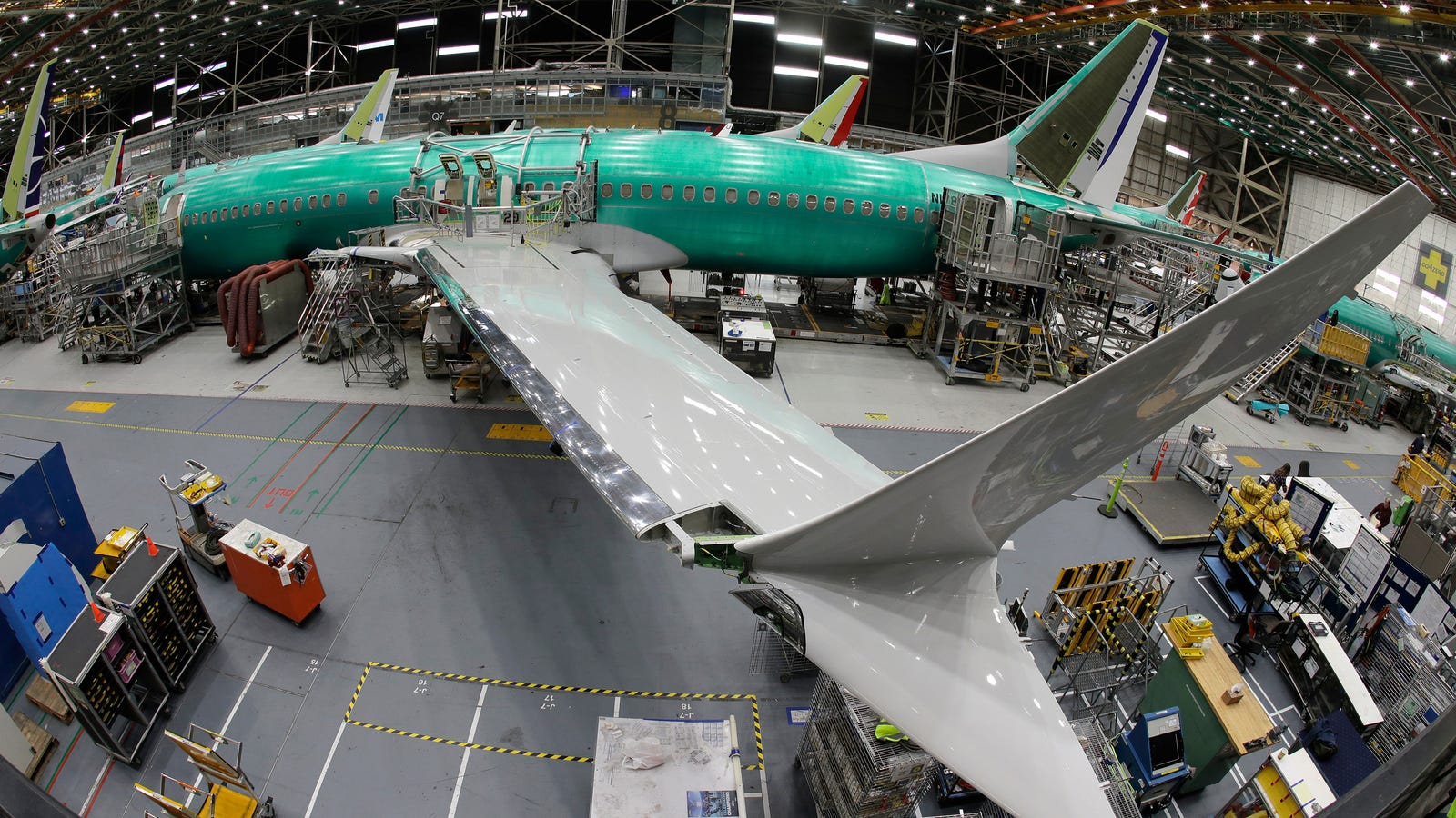 FAA Reportedly Delegated Oversight of Critical 737 Max Flight System to Boeing