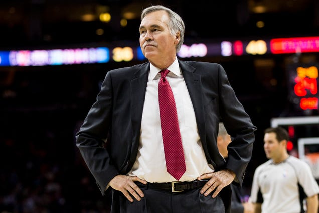 The House That D'Antoni Built: New Rockets coach's style fits N…