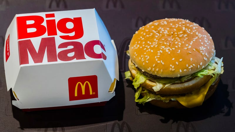 Illustration for article titled Swedish Burger King trolls McDonald's with parody burger names
