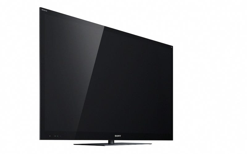 Illustration for article titled The Best of Sony's New TVs Is the XBR-HX929