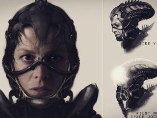 Illustration for article titled Neill Blomkamp's SecretAlien Movie Looks So Good We're Furious