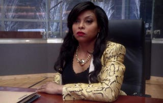 Taraji P. Henson as Cookie Lyon in EmpireFox Screenshot