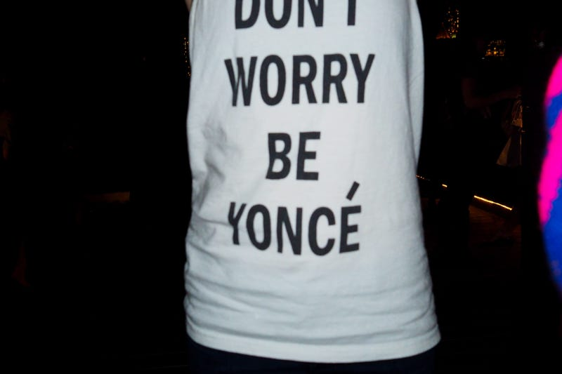 Illustration for article titled DON'T WORRY, BE YONCÉ