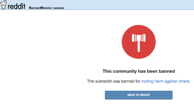 Illustration for article titled Reddit Bans /r/Coontown For All the Wrong Reasons
