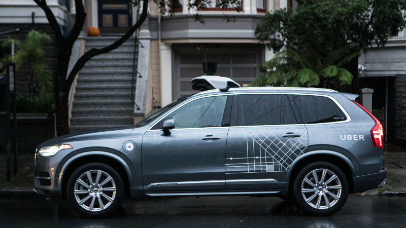 Illustration for article titled Uber Reaches Settlement With Family Of Fatal Self-Driving Car Crash Victim