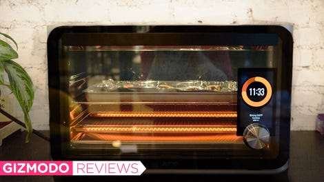 Brava Oven Review: This Smart Oven Nearly Tore Apart My Office