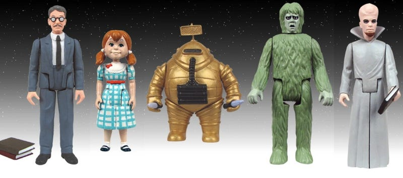 Illustration for article titled Comic-Con's Exclusive Twilight Zone Toys Revealed!