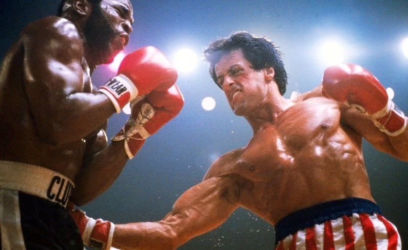 The First Three Rocky Movies Were Nothing But White Wish Fulfillment