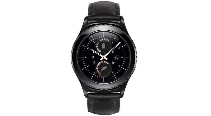 Illustration for article titled El Samsung Gear S2 llega en octubre y costará 349 euros