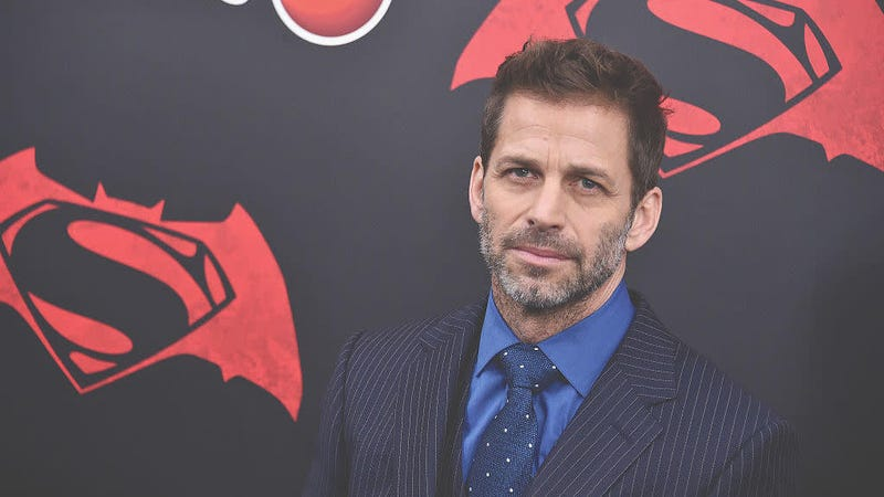 Zack Snyder attends the Batman V Superman: Dawn Of Justice premiere at Radio City Music Hall on March 20, 2016 in New York City.