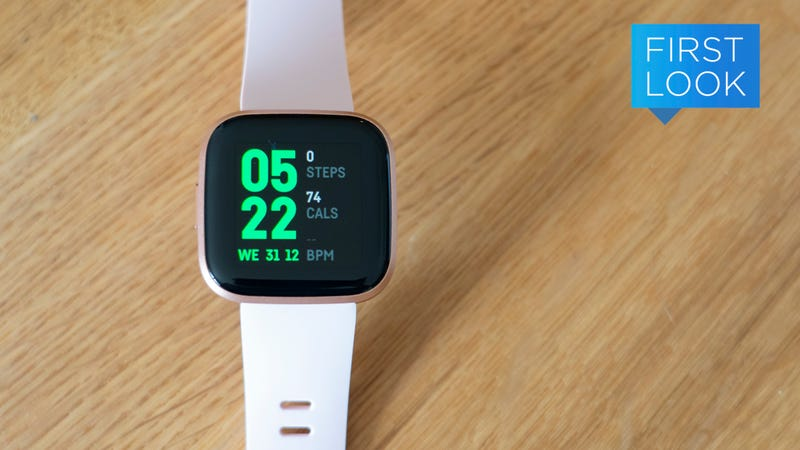 Fitbit Versa 2 First Look: Better Display and Improved Battery