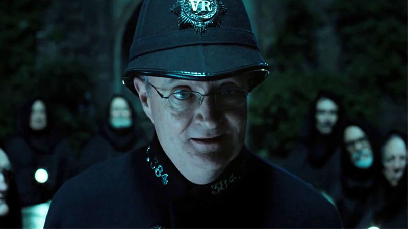 Broadbent as he appears in Hot Fuzz.