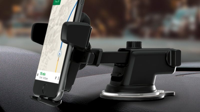 iOttie One Touch 3 Dash Mount | $18 | Amazon