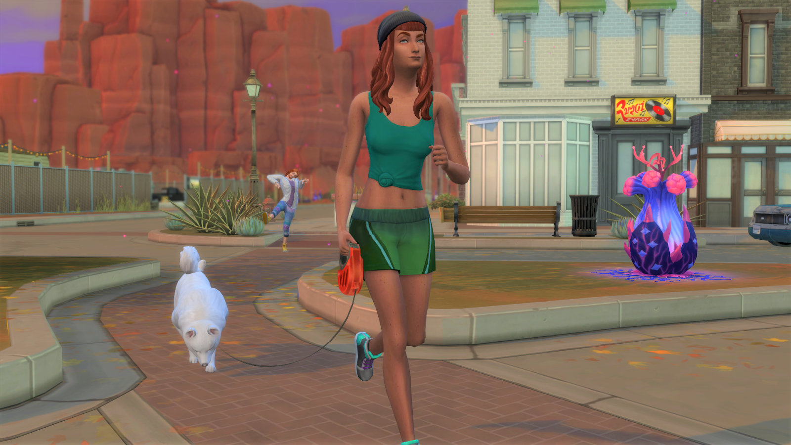 New Sims DLC Lets You Solve An Alien Mystery—It's Great And