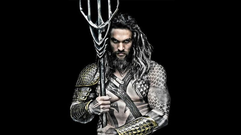 Illustration for article titled James Wan explains what's holding up that Aquaman trailer