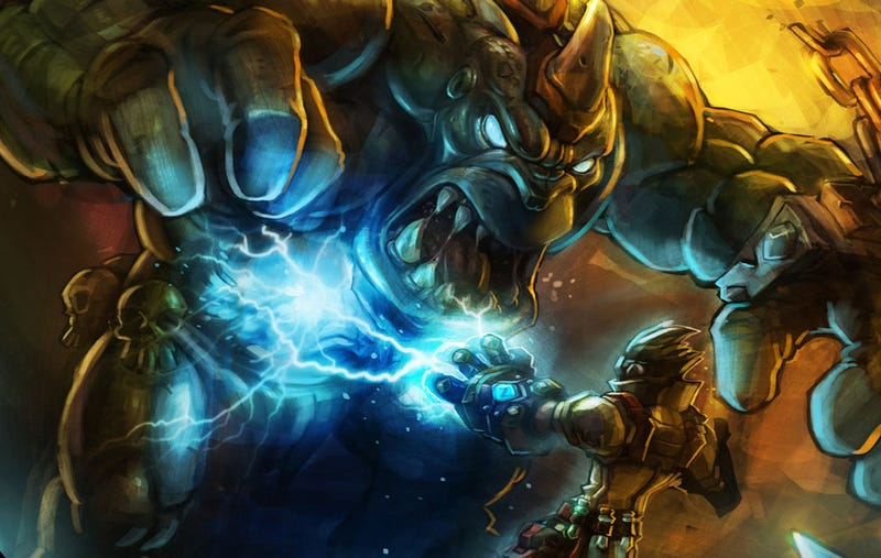 Illustration for article titled Torchlight MMO Wants To Play Like A Singleplayer Title