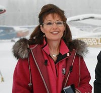 Illustration for article titled Sarah Palin Sets Her Sights On Whales
