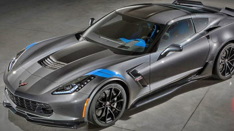 The 2017 Corvette Grand Sport Is A Track Tastic Z06 Without Supercharger