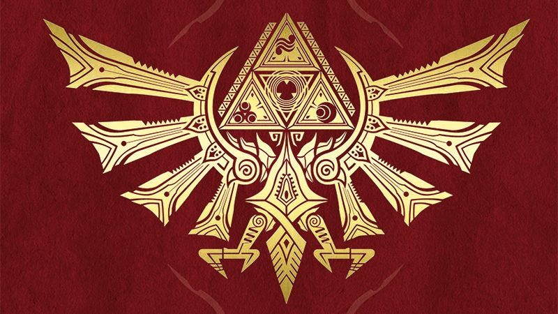 Illustration for article titled Delve into the design of Zelda: Art And Artifacts in this exclusive preview