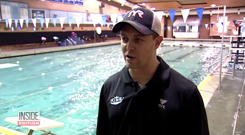 Illustration for article titled SafeSport Bans Swimming Coach Sean Hutchison For Sexual Abuse