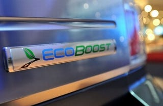 Illustration for article titled Ford Confirms Four-Cylinder EcoBoost: At Least 230 HP, 240 Lb-Ft Torque