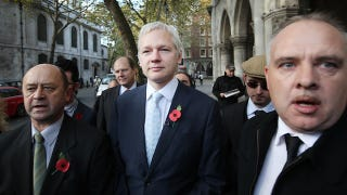 Illustration for article titled Julian Assange Will Be Extradited To Sweden, Thanks To Flesh-Eating Radical Feminists