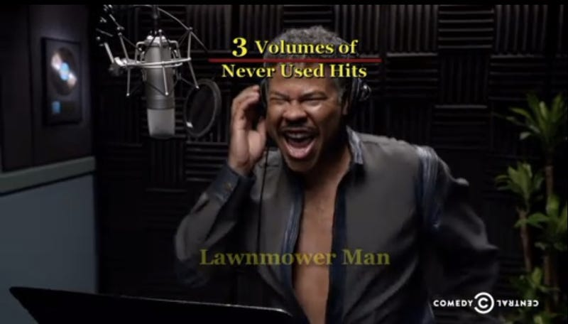 Illustration for article titled OnKey and Peele,Ray Parker, Jr. Has aTheme Song for Every Movie, Ever