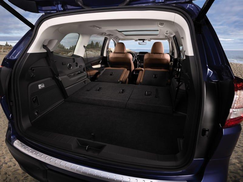 Subaru 7 Seater >> All New Subaru Ascent The Awd 7 Seater Suv Japanese Talk