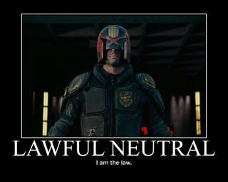 Illustration for article titled Judgement Day: Dredd 2012
