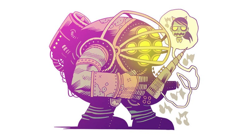 Illustration for article titled Big Daddy Turns It up to Eleven