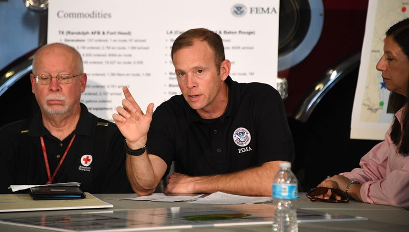 Illustration for article titled FEMA Frantically Prepares Apology For Screwing Up Hurricane Florence Response