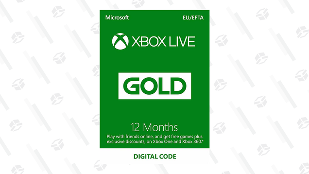 Get Your Series X Online With 12 Months of Xbox Live Gold for $50