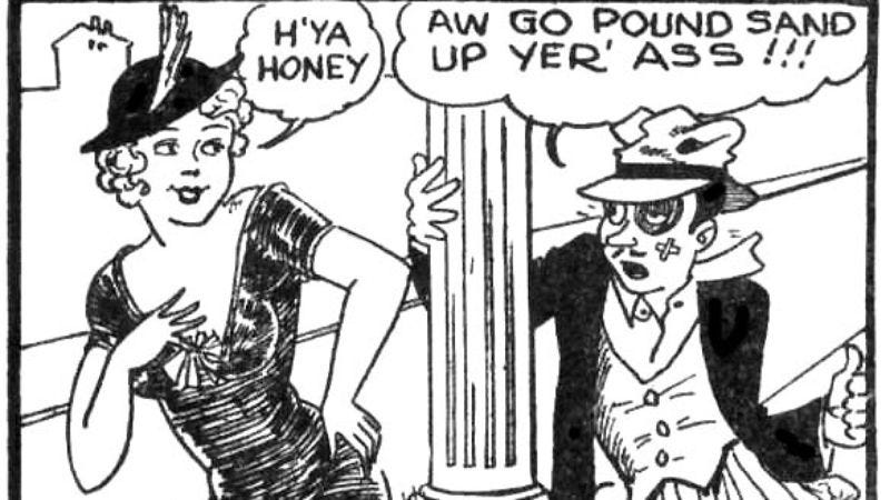 Illustration for article titled America's earliest underground comics made Robert Crumb look G-rated