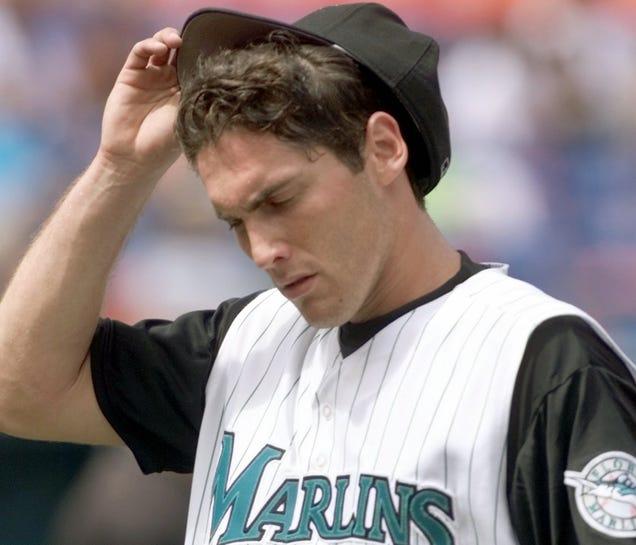 Justin Wayne in a 2002 game.