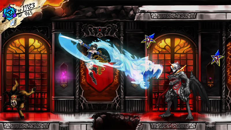 Illustration for article titled The Successor to Castlevania Finally Revealed