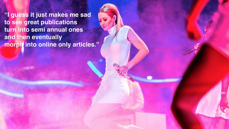 Illustration for article titled Stunningly Perceptive Media Criticism From Iggy Azalea​