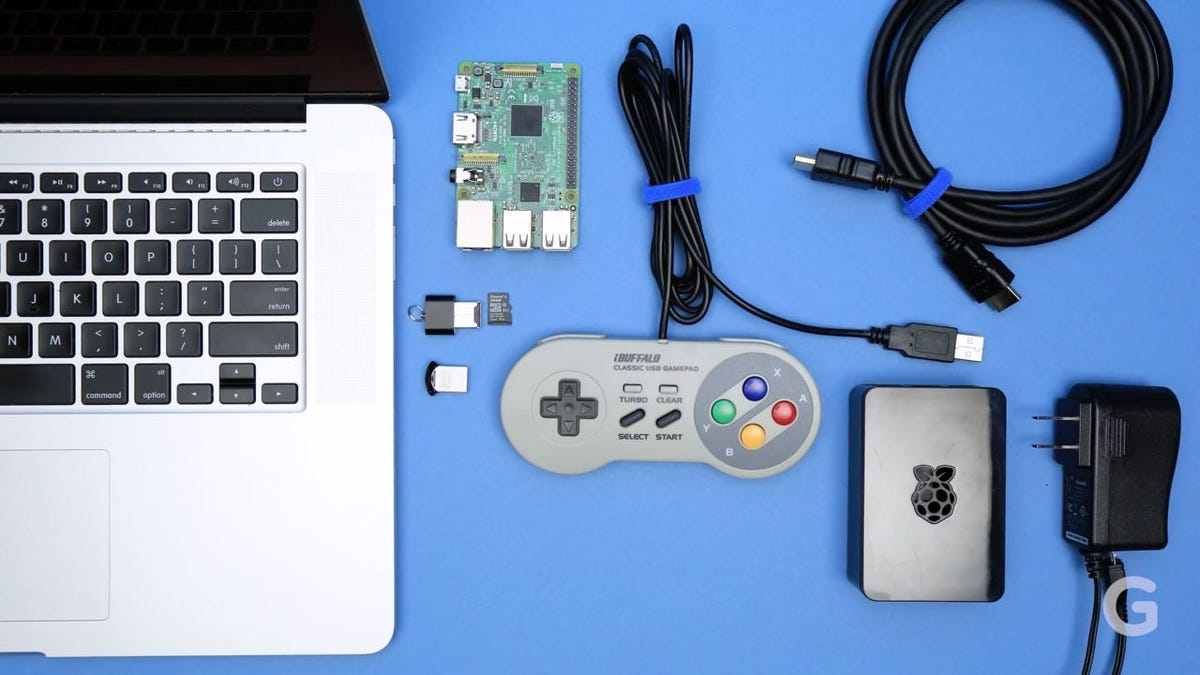 How to Build Your Own Mini SNES