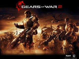 Illustration for article titled Gears of War 2 Update Arrives With Mountain of Fixes and Tweaks
