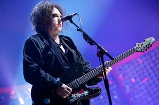 Illustration for article titled Robert Smith Has The Cure For Your Sunday Blues