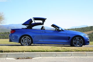 Illustration for article titled Rumor: Next BMW 4 Series Convertible: Soft top to replace the hardtop