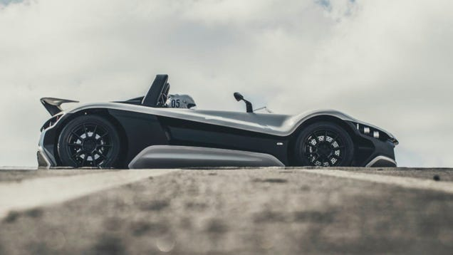 The Vuhl 05 Is Your EcoBoost-Powered Lightweight Mexican