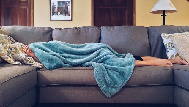 Use an Extension to Reschedule Work on a Sick Day
