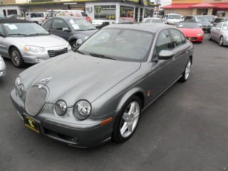 the time i bought a jaguar s type r and got rid of it in 4 days